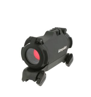 Коллиматорный прицел Aimpoint® Micro H-2 with Blaser Saddle Mount (2MOA)